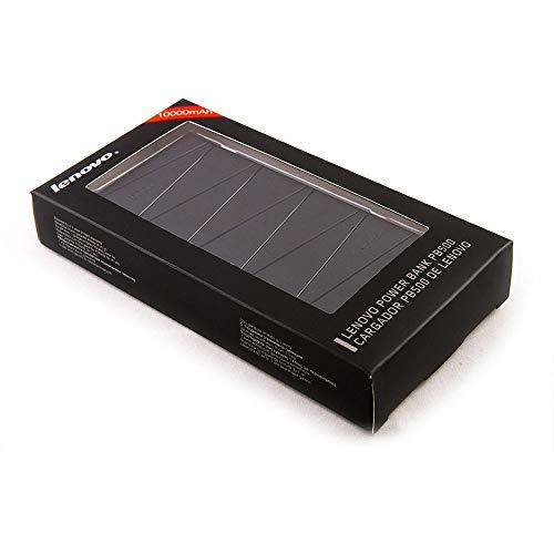 Lenovo PB500 Li-Polymer 10000mAH Power Bank (Black) Image 7