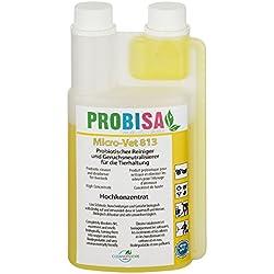 PROBISA Geruchsneutralisierer gegen Gerüche von Katzen-Urin, Hund, Nager und Haustiere (Konzentrat ergibt 25 Liter gebrauchsfertiges Bio Reinigungsmittel)