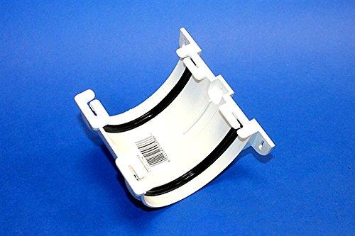 Marley Deepflow 110mm bianco unione staffa RUD10W