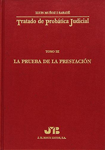 Tratado De Probatica Judicial Tomo 03