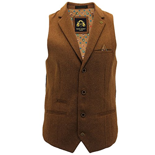 Marc Darcy - Gilet - Homme * peau