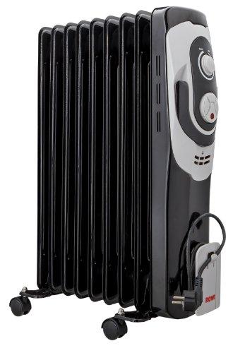 Preisvergleich Produktbild Rowi Ölradiator 2000 W 9 Rippen, HOR 2000/9/3 Basic 1 03 03 0096