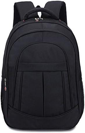 XIAOXUE Zaino Zaino Zaino per Laptop Zaino Casual Zaino per Uomini E Donne Impermeabili Borsa da Scuola per Studenti Escursionismo Viaggi in Viaggio Sport all'Aria Aperta 15.6in (Nero) | Moderato Prezzo  | Trendy  29654e