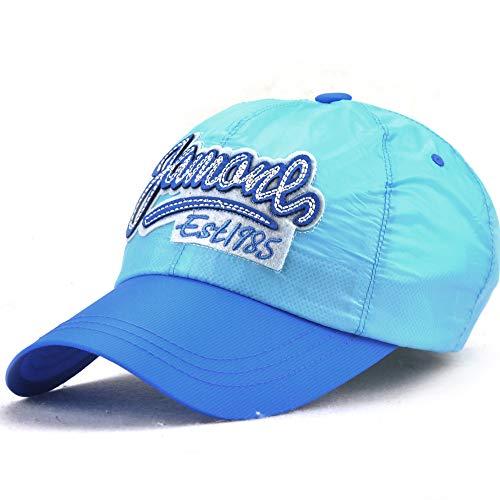 sdssup Cappello da Uomo e Donna Moda per Il Tempo Libero Cappello da Baseball per Adulti Tianlan Regolabile
