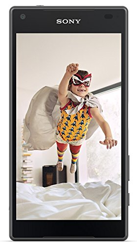 Sony Xperia Z5 Compact Smartphone (4,6 Zoll (11,7 cm) Touch-Display, 32 GB interner Speicher, Android 5.1) schwarz (Sony Mini Z3)