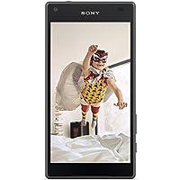 """Sony Xperia Z5 Compact - Smartphone de 4,6"""" (SIM única, Android, NanoSIM, GSM, GPRS, HSPA, UMTS, LTE), negro"""