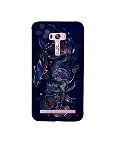 Aart Designer Luxurious Back Covers for Asus Zenfone Selfie by Aart Store.