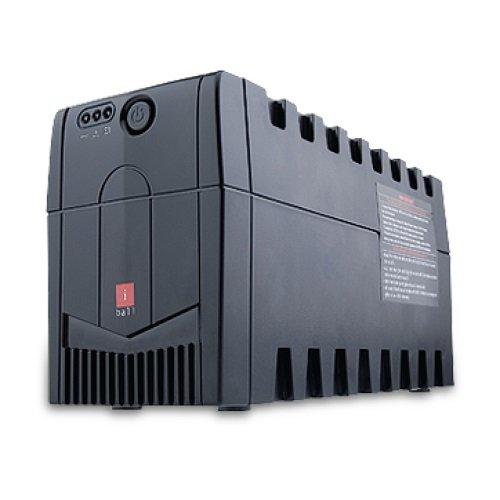 iBall Nirantar UPS-621 Uninterrupted Power Supply (Black)