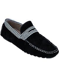 Galax zapatos de hombre , mocasines de cuero forro interior mocasines hombre