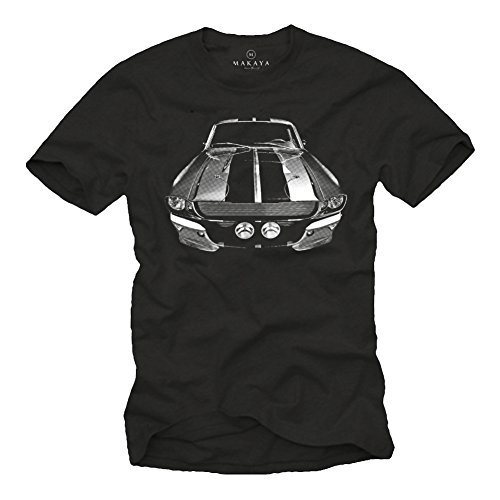 mustang-t-shirt-for-men-1967-black-size-xxl