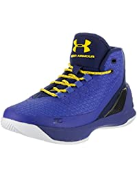 Underarmour GS Curry 3 Under Armour, turquesa, 7