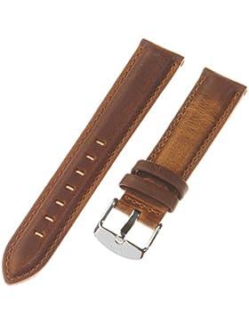 Daniel Wellington Unisex Zubehör Andere Bänder Uhrenband Leder Braun DW00200130