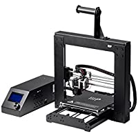 Monoprice Maker Select 3D Printer v2 With Large Heated (200 x 200 x180 mm) Build Plate + Free Sample PLA Filament And MicroSD Card Preloaded With Printable 3D Models. preiswert
