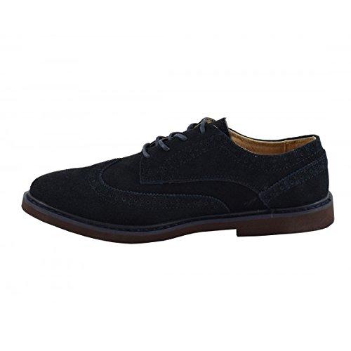Benavente , Chaussures de ville à lacets pour homme Bleu Marine
