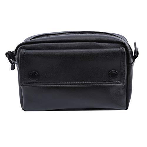 Ogquaton Premium Popular Einfache einfarbige EIN-Schulter-Multifunktions-Slung kleine quadratische Tasche Damen bequem