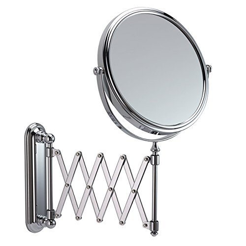 Truphe 3x Shaving Mirror / Bathroom Mirror / Makeup Mirror With 1 year Warranty