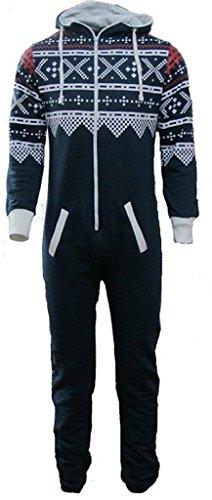 Fashion OasisJungen Strampelanzug Blau Navy (Strampelanzug Blauen Navy)