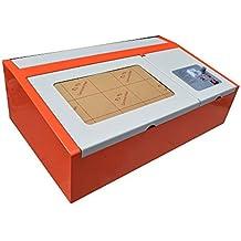USB Laser de Grabado Eléctrica 40 W CO2 Laser Graveur 300 x Filtro degradado Máquina de