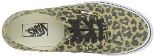 Vans U AUTHENTIC VSCQ7SQ Sneaker, Unisex Adulto Multicolore (Leopardo/Negro)