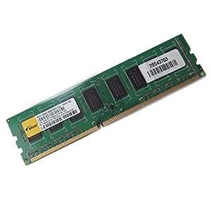 Ram Barrette Mémoire ELIXIR M2Y1GH64CB8HC6N-CG 1Go DDR3 PC3-10600U 1333Mhz CL5