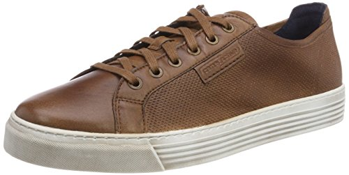 Camel Active Bowl 17, Sneakers Basses Homme Marron (Brandy)