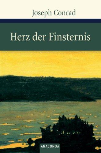 Buchseite und Rezensionen zu 'Herz der Finsternis' von Joseph Conrad