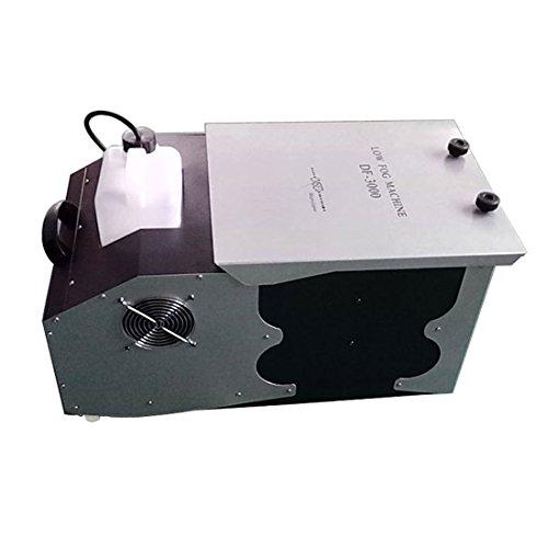 kung nebelmaschine trockeneis & drive - by - wire - / dmx512 kontrolle nebelmaschine dj / fest / home / bar / stage / party fogger ()