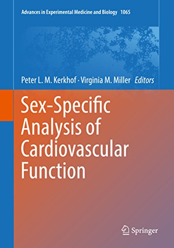 Sex-specific Analysis Of Cardiovascular Function (advances In Experimental Medicine And Biology Book 1065) por Peter L. M. Kerkhof epub
