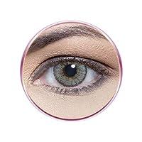 Solotica Solflex Quartzo Unisex Contact Lenses, Solotica Cosmetic Contact Lenses, Monthly Disposable - Quartzo Color