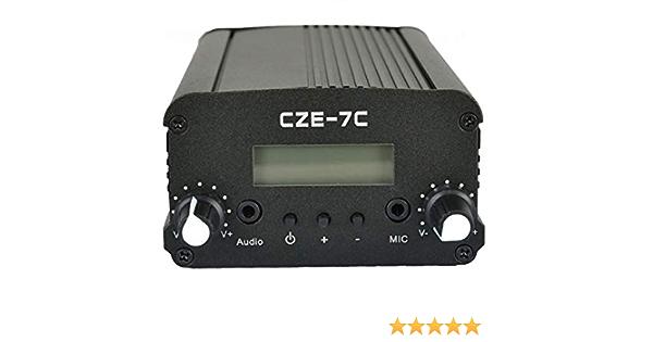 On Board Wireless Fm Transmitter Broadcast System Elektronik