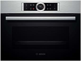 Bosch CBG675BS1 four - fours (Intégré, Electrique, A+, Acier inoxydable, toucher, 30 - 300 °C)
