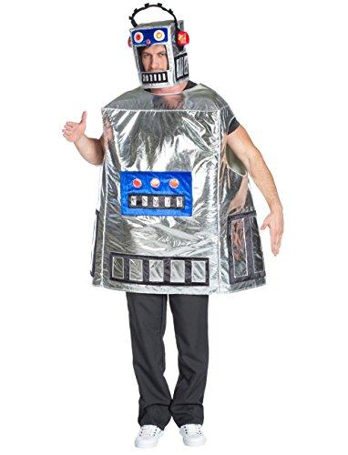 Roboter-Obterteil -