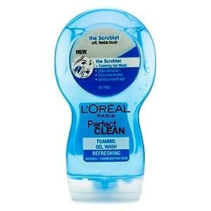 Perfect Clean de L'Oreal Paris Gel Moussant Detoxifiant 150ml
