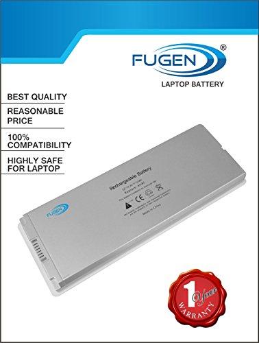"Fugen Laptop Battery White for Apple MacBook 13"" Inch MA254, MA255, MA700, MB061, MB062, MB402, MB402, A1185, A1181, MA561, MA561FEA, MA561G/A, MA561J/A"