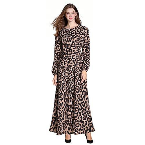 limische Kleider Damen, Muslim Kleidung Frauen, Loser Normallack Kleid Abaya islamischer arabischer Kaftan Robe Normallack Strickjacke Kleid der moslemischen arabischen nationalen ()