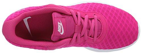 Nike Wmns Tanjun Se, Chaussures de Running Entrainement Fille Multicolore (Rosa/vivid pink/white)