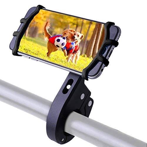 Soporte Móvil Bicicleta para Bicicletas y Motos GPS,Bicicletas Compatible Universal Apoyo 360...