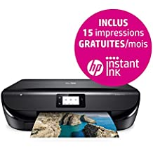 HP Envy 5030 All-in-One Printer, 4 Months Instant Ink Trial, Black
