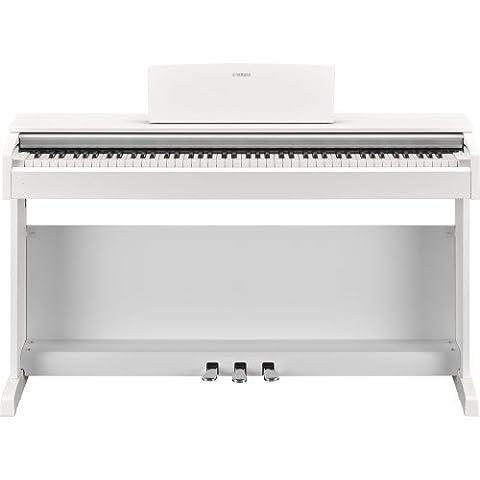 Yamaha YDP-143WH Digital Piano