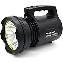 Amazon Fr Lampe Torche Led Plus Puissante Ambertech