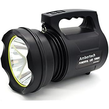 Grosse Lampe Torche Pour Les Balades Nocturne Cree Led 9001 T6