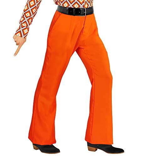 Kostüm Mode Siebziger Jahre - Widmann - 70er Jahre Herrenhose