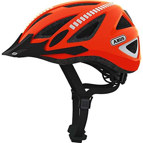 Abus Urban-I 2.0 Signal Helmet Signal orange Kopfumfang XL | 61-65cm 2019 Fahrradhelm