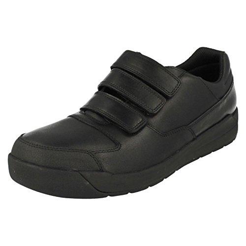 Clarks Monte Lite BL, Sneakers Basses Garçon
