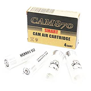Airsoft 4pcs APS Smart CAM870 CO2 Shell for APS CAM870 Shotgun CAM120