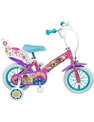 "Doctora Juguetes - Bicicleta para niña, 12"" (Toimsa 630)"