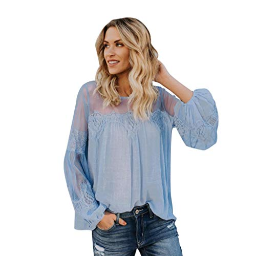 Camisas Mujer Primavera Otoño Chiffon Blusas Chic Ropa Colores...