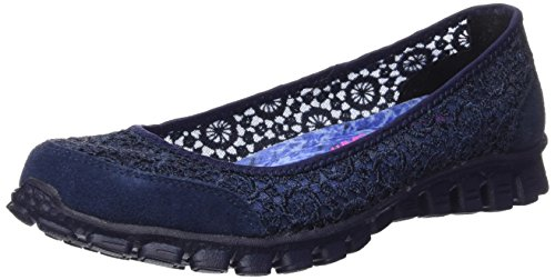 skechers-ez-flex-2-flightly-sneakers-basses-femme-bleu-nvy-36-eu