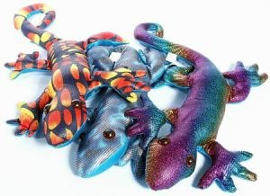 Sand Animal Gecko, Large - Assorted Design