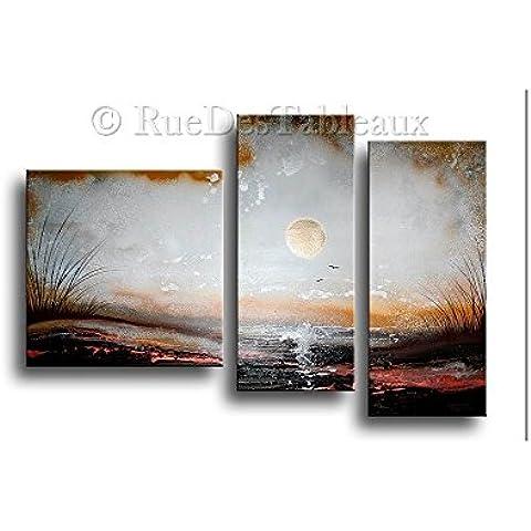 Grande luminosidad - cuadro pintado a mano - óleo - Cuadro decorativo